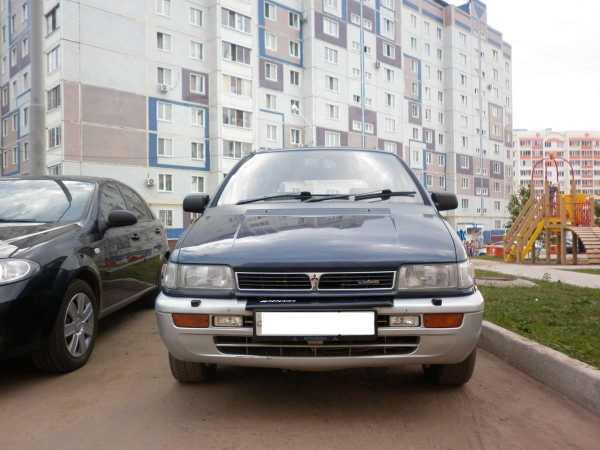 Mitsubishi Chariot, 1993 год, 80 000 руб.