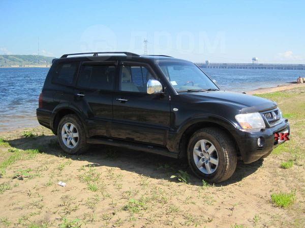 Mitsubishi Pajero, 2006 год, 730 000 руб.