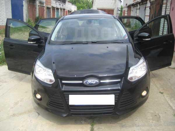 Ford Focus, 2012 год, 555 000 руб.