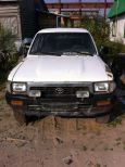 Toyota Hilux Pick Up, 1992 год, 250 000 руб.