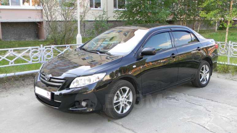 Toyota Corolla, 2007 год, 550 000 руб.