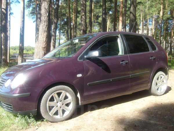 Volkswagen Polo, 2002 год, 217 000 руб.