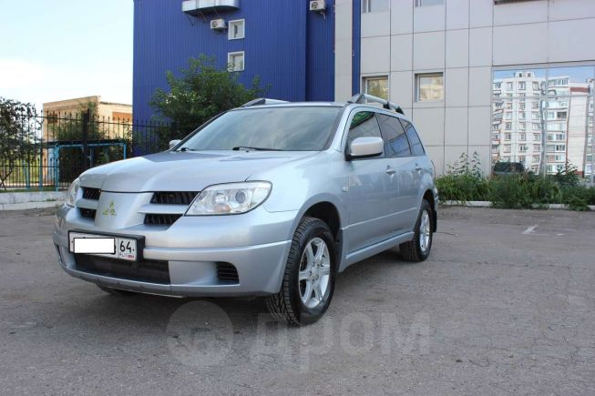 Mitsubishi Outlander, 2007 год, 575 000 руб.