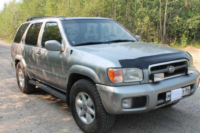 Nissan Pathfinder, 2000 год, 410 000 руб.