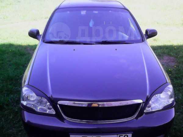 Chevrolet Lacetti, 2008 год, 369 000 руб.