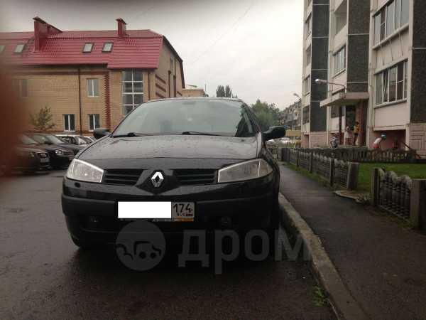 Renault Megane, 2004 год, 260 000 руб.