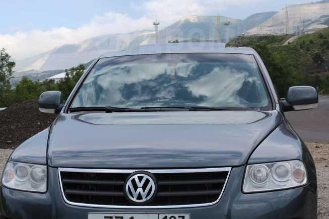 Volkswagen Touareg, 2005 год, 850 000 руб.
