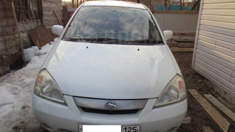 Suzuki Aerio, 2002 год, 200 000 руб.
