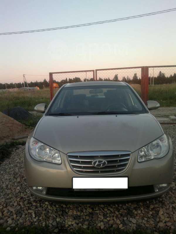 Hyundai Elantra, 2010 год, 480 000 руб.