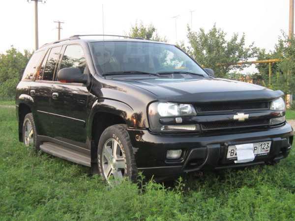 Chevrolet TrailBlazer, 2005 год, 480 000 руб.