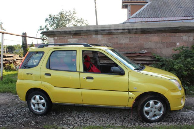 Suzuki Ignis, 2003 год, 220 000 руб.