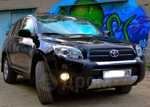 Toyota RAV4, 2007 год, 668 000 руб.
