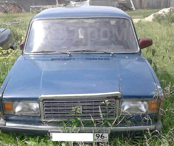 Лада 2107, 2001 год, 17 000 руб.