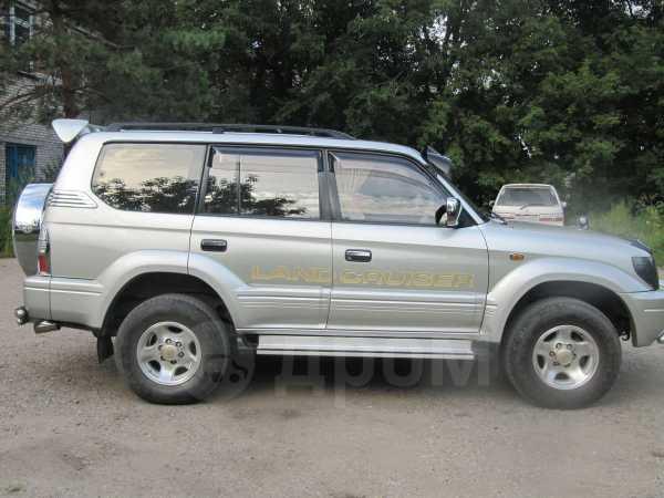 Toyota Land Cruiser Prado, 2000 год, 695 000 руб.
