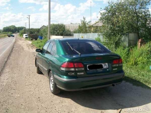 Mazda 626, 1997 год, 160 000 руб.