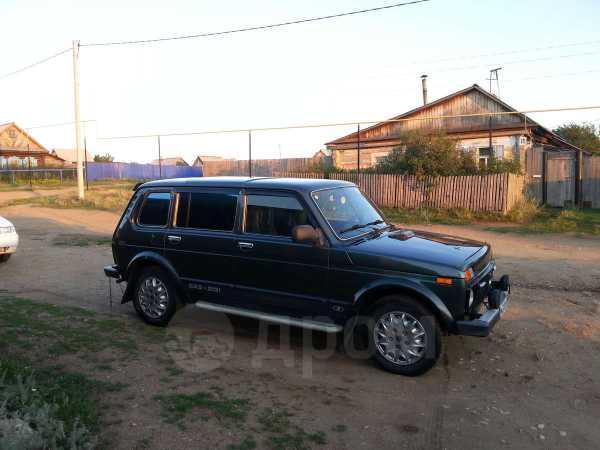 Лада 4x4 2131 Нива, 2010 год, 305 000 руб.