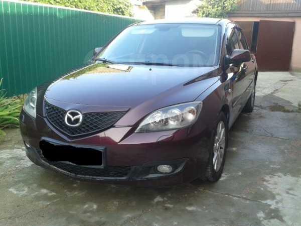 Mazda Mazda3, 2007 год, 452 000 руб.