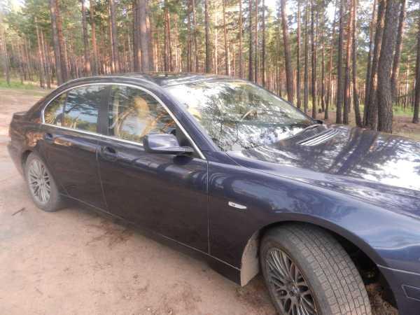 BMW 7-Series, 2001 год, 720 000 руб.
