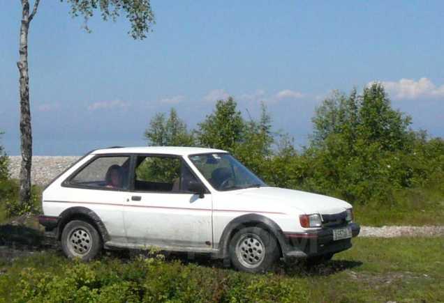 Ford Fiesta, 1986 год, 50 000 руб.