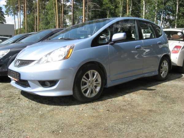 Honda Jazz, 2009 год, 505 000 руб.