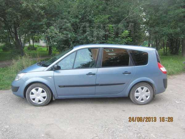 Renault Grand Scenic, 2006 год, 400 000 руб.