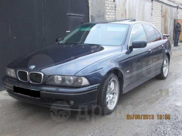 BMW 5-Series, 2002 год, 520 000 руб.