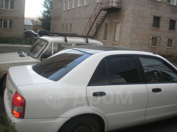 Mazda Familia, 2000 год, 180 000 руб.