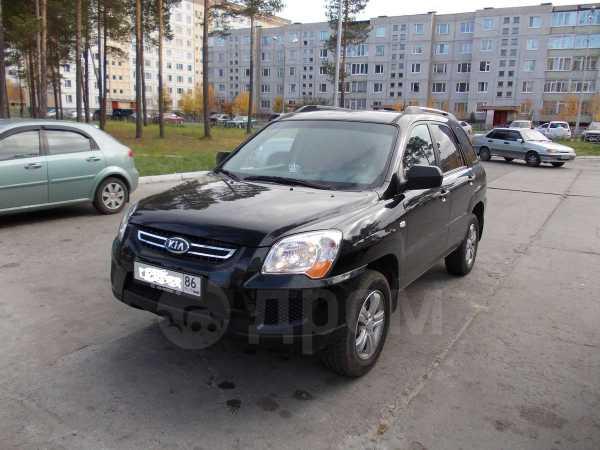 Kia Sportage, 2009 год, 580 000 руб.