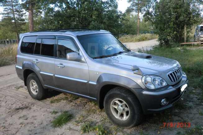 Hyundai Terracan, 2001 год, 430 000 руб.