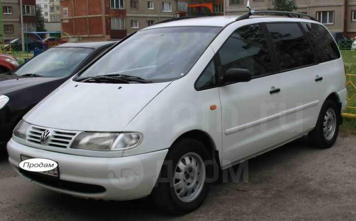 Volkswagen Sharan, 1999 год, 240 000 руб.