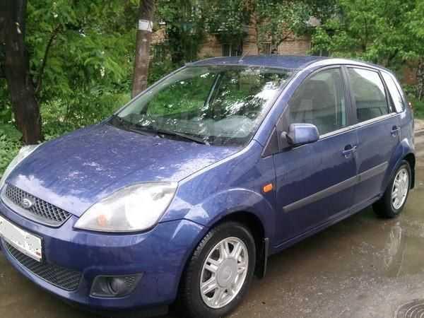 Ford Fiesta, 2006 год, 300 000 руб.