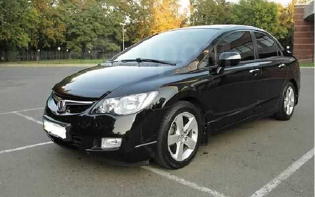 Honda Civic, 2008 год, 565 000 руб.