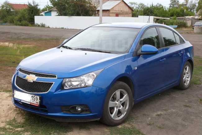 Chevrolet Cruze, 2011 год, 600 000 руб.