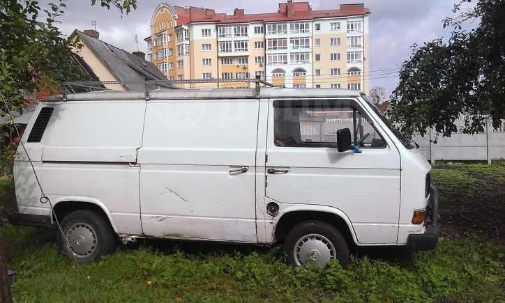 Volkswagen Caravelle, 1991 год, 100 000 руб.
