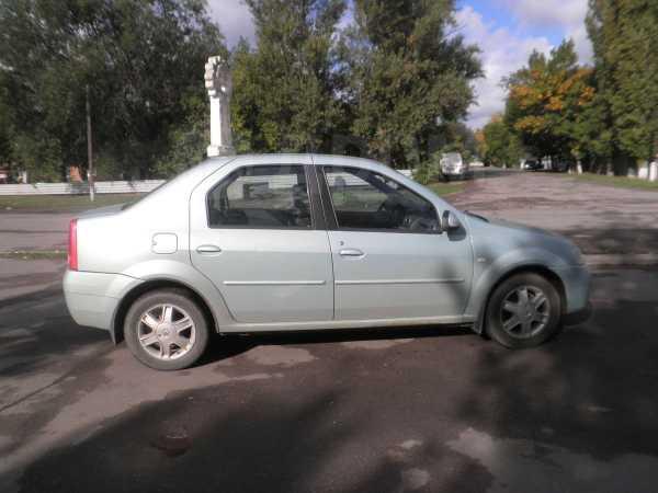Renault Logan, 2007 год, 285 000 руб.