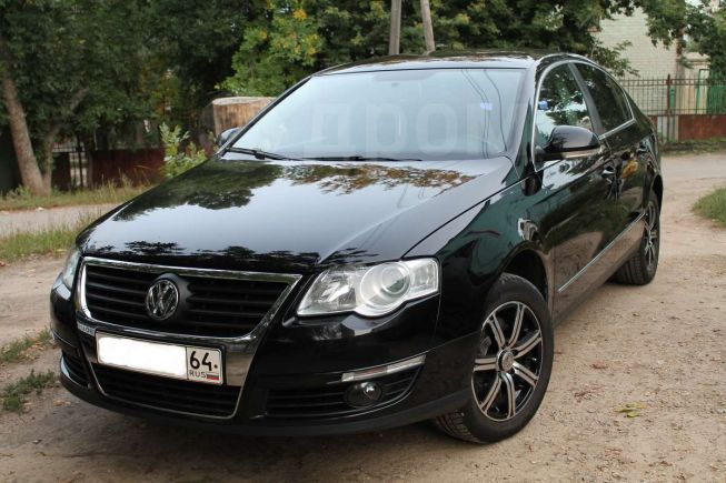 Volkswagen Passat, 2007 год, 610 000 руб.