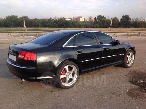 Audi A8, 2004 год, 200 000 руб.