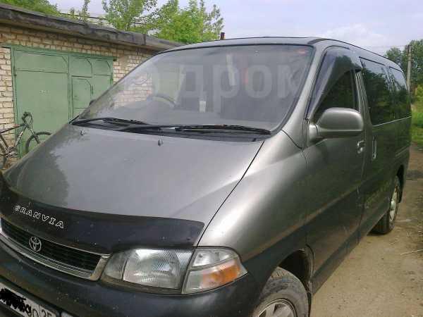 Toyota Granvia, 1997 год, 400 000 руб.