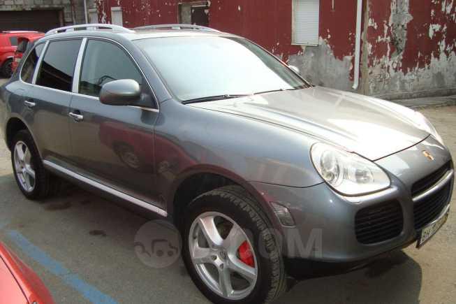 Porsche Cayenne, 2003 год, 550 000 руб.