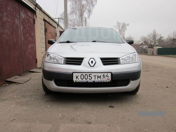 Renault Megane, 2006 год, 370 000 руб.