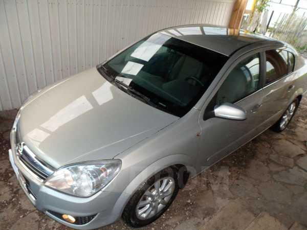 Opel Astra, 2008 год, 470 000 руб.
