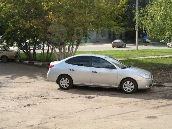 Hyundai Elantra, 2007 год, 390 000 руб.