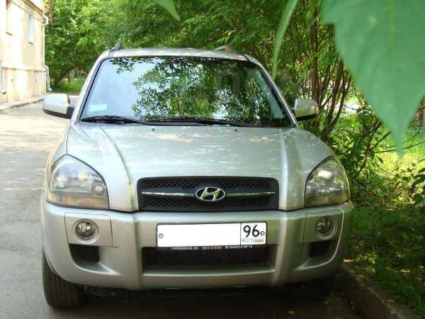 Hyundai Tucson, 2005 год, 600 000 руб.
