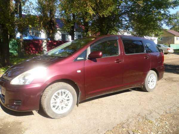 Toyota Wish, 2006 год, 450 000 руб.