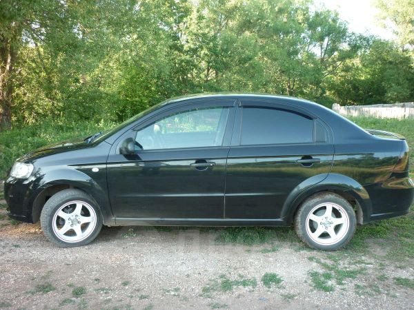 Chevrolet Aveo, 2011 год, 355 000 руб.