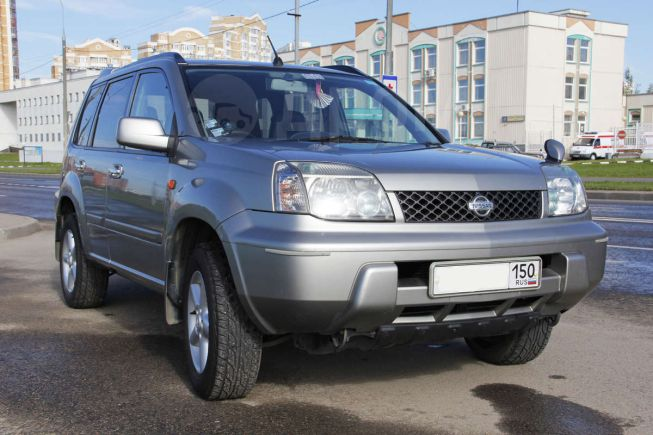 Nissan X-Trail, 2002 год, 400 000 руб.