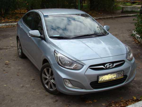 Hyundai Solaris, 2011 год, 505 000 руб.