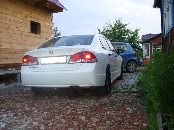 Honda Civic, 2011 год, 585 000 руб.