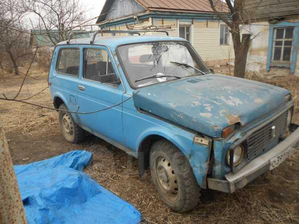 Лада 4x4 2121 Нива, 1987 год, 33 000 руб.