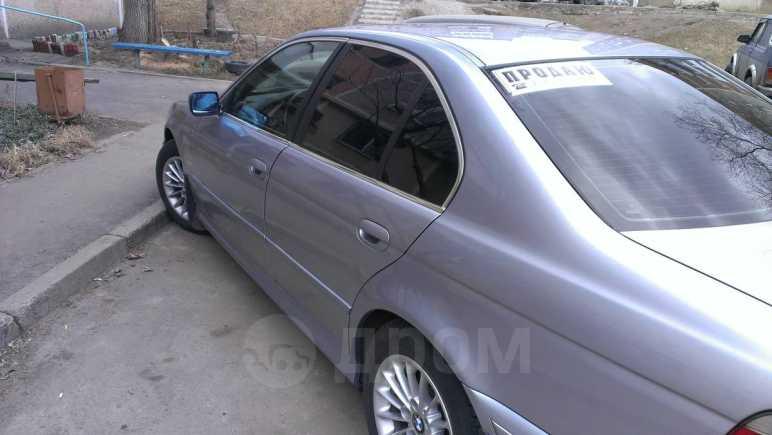 BMW 5-Series, 2002 год, 410 000 руб.